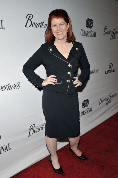 Kate Flannery Skirt Suit