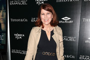 Kate Flannery Trenchcoat
