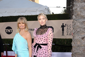 Kate Hudson Goldie Hawn 24th Annual Screen Actors Guild Awards - Arrivals