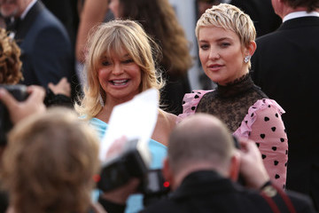 Kate Hudson Goldie Hawn 24th Annual Screen Actors Guild Awards - Fan Bleachers