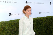 Kate Mara Box Clutch