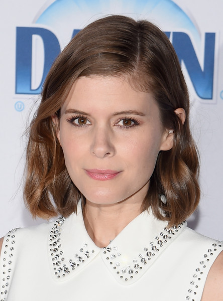 Kate Mara Short Wavy Cut