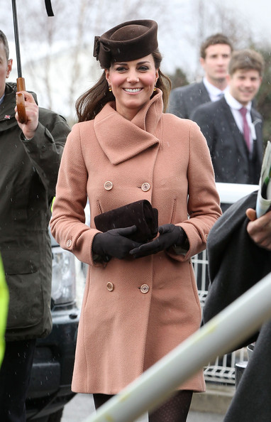 Kate Middleton Winter Gloves