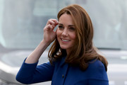 Kate Middleton Leather Clutch
