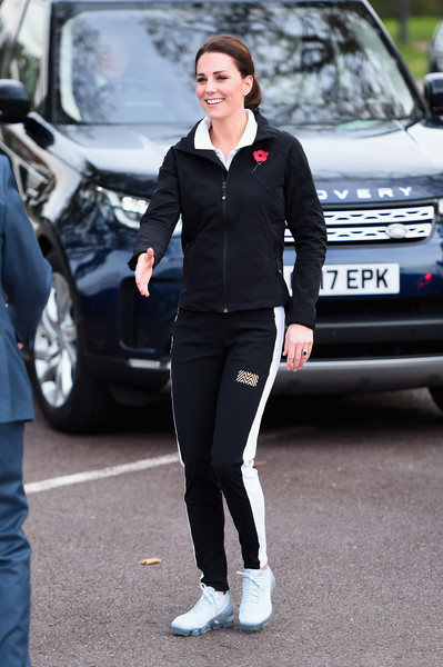 Kate Middleton Track Jacket