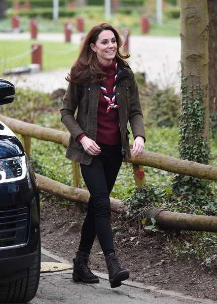 Kate Middleton Skinny Pants