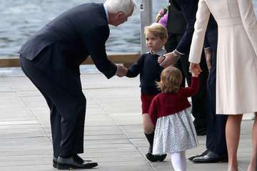 Kate Middleton Prince William 2016 Royal Tour To Canada Of The Duke And Duchess Of Cambridge - Victoria, British Columbia