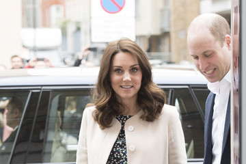 Kate Middleton Prince William The Duke And Duchess of Cambridge Undertake Engagements Celebrating The Commonwealth