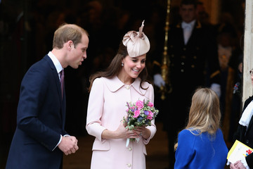 Kate Middleton Prince William Commonwealth Service at Westminster Abbey — Part 2