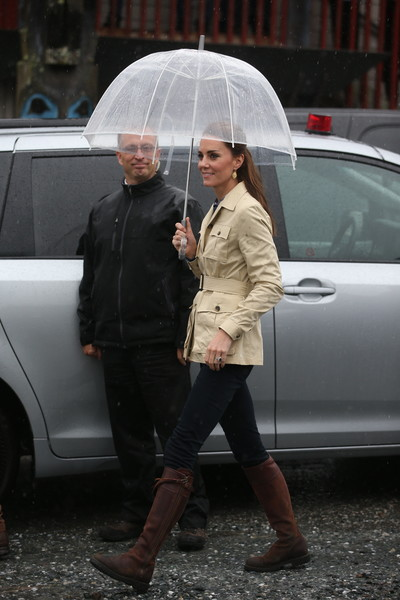 Kate Middleton Bubble Umbrella