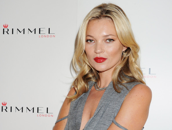 Kate Moss Red Lipstick