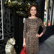 Ellie Kemper At The Leopard Leopard Leopard Pop-Up Shop, 2017