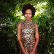Sasheer Zamata At New York Fashion Week, 2017