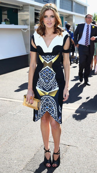 Kate Waterhouse Print Dress