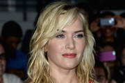 Kate Winslet Long Wavy Cut with Bangs