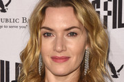Kate Winslet Medium Wavy Cut