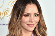 Katharine McPhee Feathered Flip