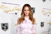 Katharine McPhee Halter Dress