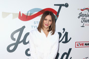 Katharine McPhee Shirtdress