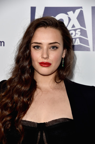 Katherine Langford Side Sweep