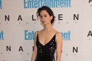 Katherine Waterston Beaded Dress