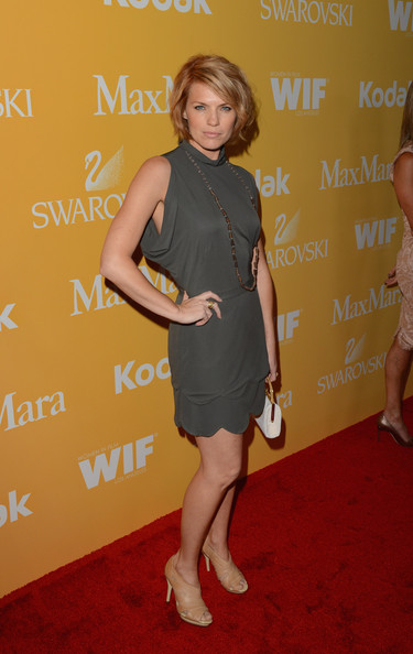 Kathleen Rose Perkins Cocktail Dress