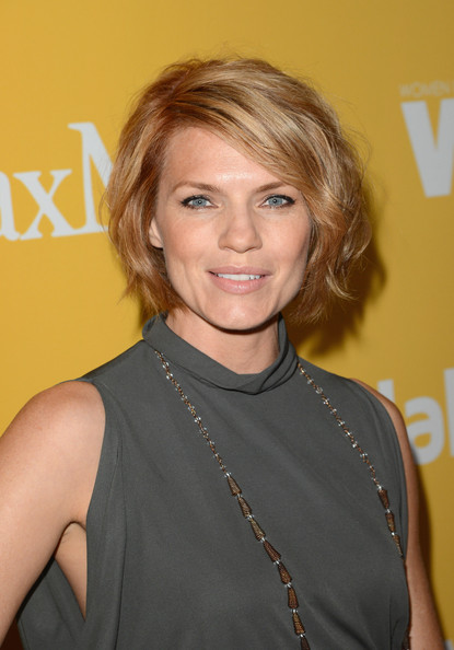 Kathleen Rose Perkins Short Side Part [red carpet,hair,hairstyle,blond,layered hair,brown hair,premiere,hair coloring,long hair,bob cut,smile,kathleen rose perkins,beverly hills,california,the beverly hilton hotel,women in film crystal lucy awards]