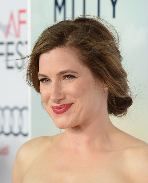 Kathryn Hahn Hair