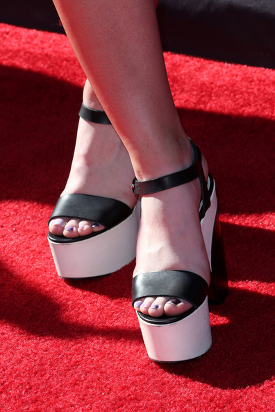 Kathryn Newton Shoes