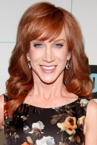 Kathy Griffin Hair