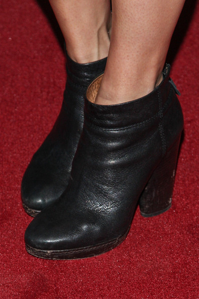 Katie Aselton Ankle Boots