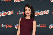 Katie Aselton Form-Fitting Dress