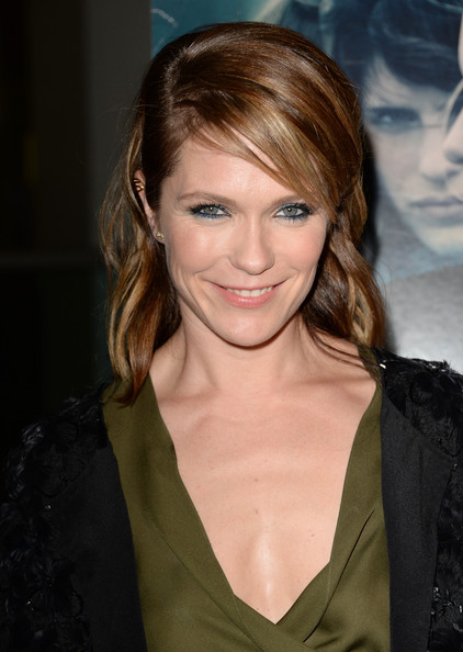 Katie Aselton Half Up Half Down