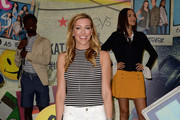 Katie Cassidy Canvas Sneakers