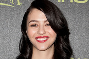 Katie Findlay Long Curls