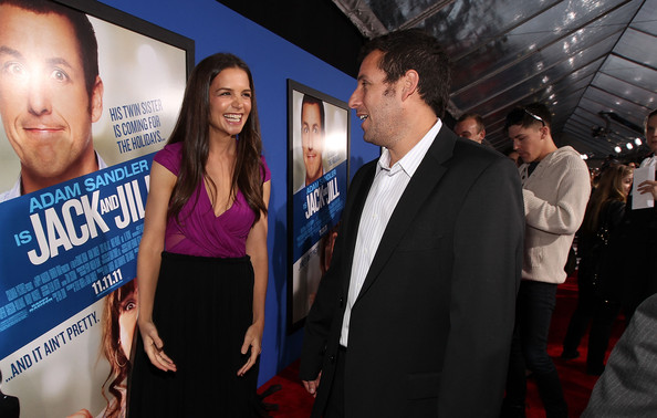 """Premiere Of Columbia Pictures' """"Jack And Jill"""" - Red Carpet"""