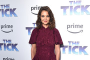 Katie Holmes Cocktail Dress