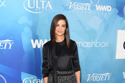 Katie Holmes Loose Blouse