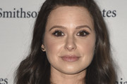 Katie Lowes Half Up Half Down