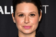 Katie Lowes Retro Updo