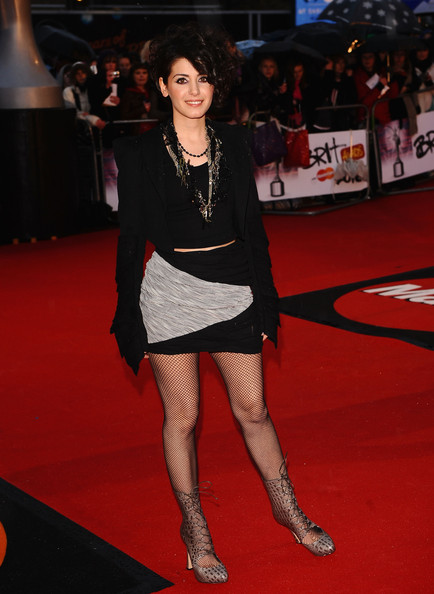 Katie Melua Ankle Boots