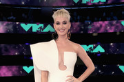 Katy Perry One Shoulder Dress