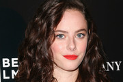 Kaya Scodelario Medium Curls