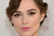 Keira Knightley Cat Eyes