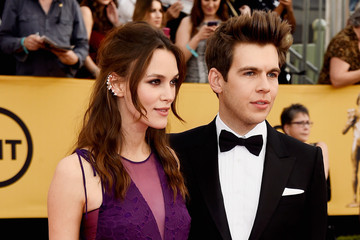 Keira Knightley James Righton 21st Annual Screen Actors Guild Awards - Arrivals