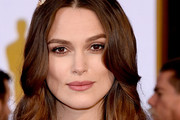 Keira Knightley Long Wavy Cut