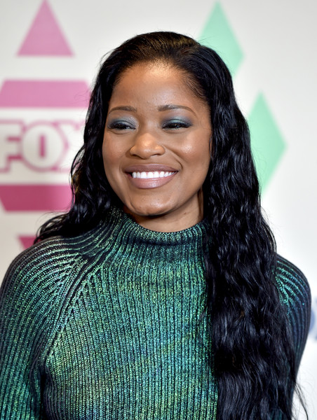 Keke Palmer Long Wavy Cut