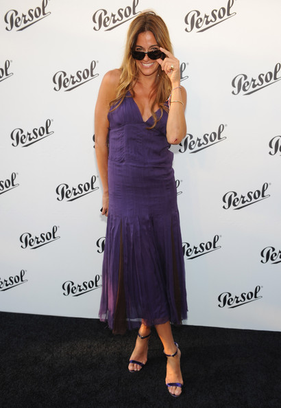 Kelly Bensimon Maxi Dress
