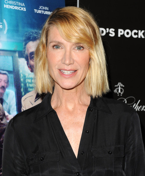 Kelly Lynch Short Cut With Bangs [gods pocket,hair,blond,hairstyle,layered hair,long hair,premiere,feathered hair,brown hair,surfer hair,smile,red carpet,kelly lynch,california,los angeles,lacma,ifc films,premiere,premiere]