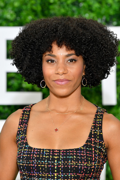 Kelly McCreary Short Curls